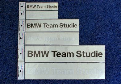 BMW Team Studie Official sticker