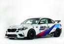 BMW Team Studie M2CS racing