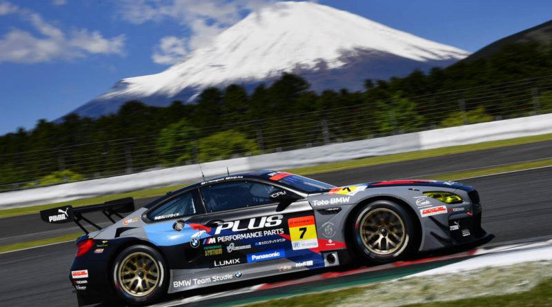 【SUPER GT REPORT】Rd.2-FUJI予選